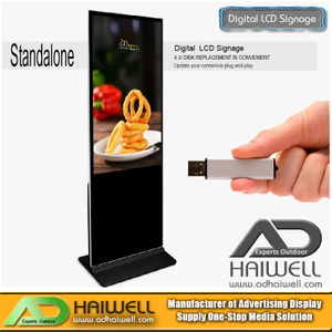 Standalone Digital Signage Media Player