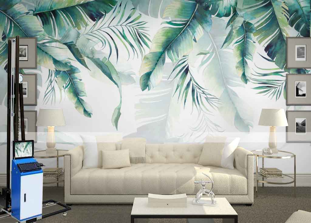 TV Background Wall Wallpaper Murals Living Room printing