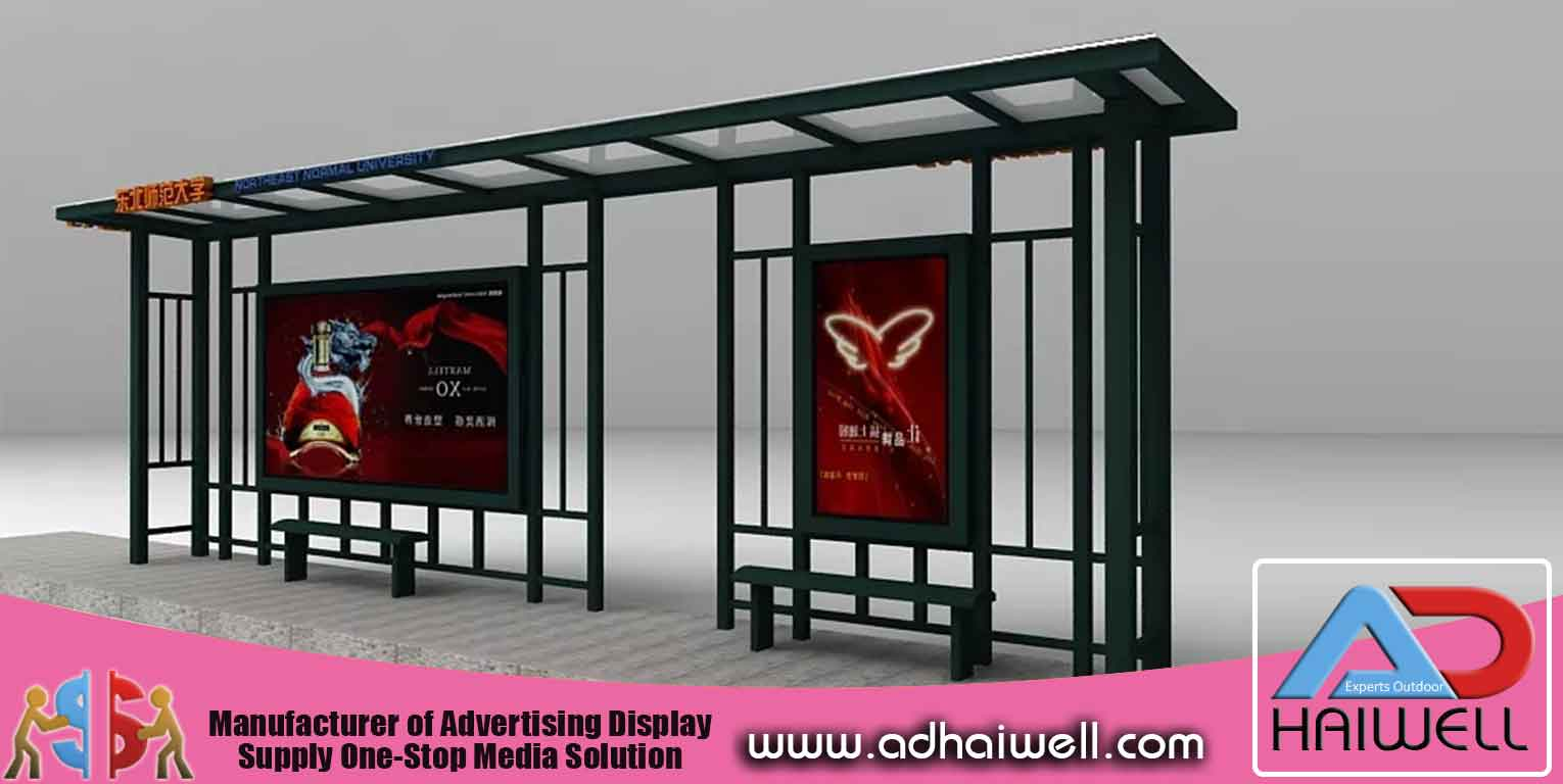Bus Shelter Light Box